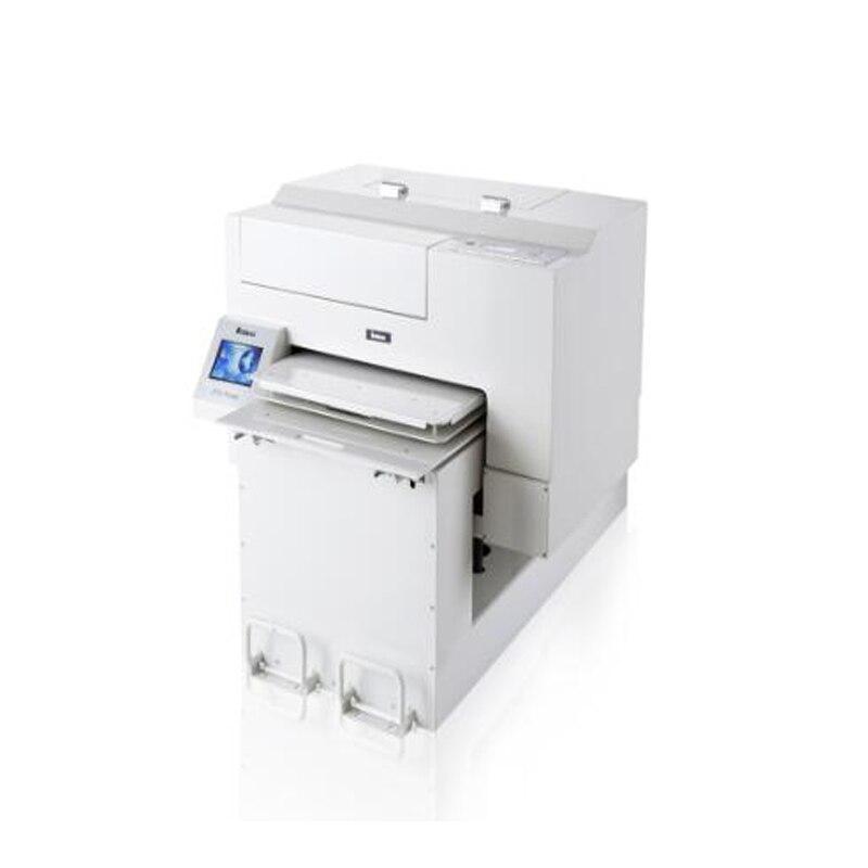 Large format 8 color DTG Printer desktop flatbed t shirt ...
