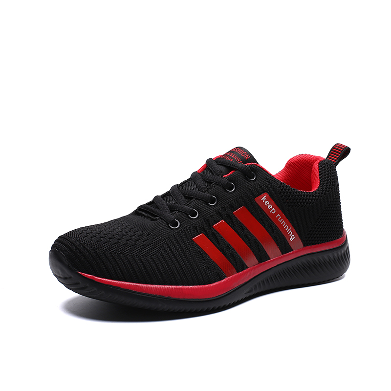 HTB156gMRpYqK1RjSZLeq6zXppXaq 2019 Fashion Men Casual Shoes Lac up Men Mesh Shoes Lightweight Comfortable Breathable Walking Sneakers Tenis Feminino Zapatos