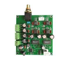 R2R DAC Decoder Board AD1865R NOS DAC Audio Decoding Board Equivalent to TDA1541 цена в Москве и Питере