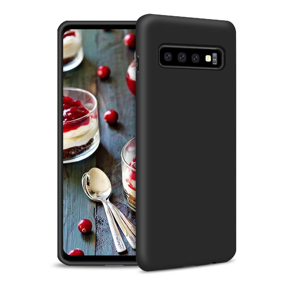 Чехол-подставка для samsung Galaxy A50 Black Cake ненаполненная резиновая смесь