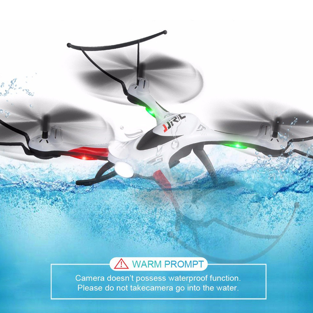 H31 Waterproof Fpv Quadcopter Rc Drone With Wifi Camera Or 2Mp Camera Or No Camera Headless Mode Rc Helicopter