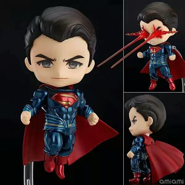 SAINTGI GSC Nendoroid 643 Batman vs superman justice Dark Knight Joker PVC Face transplant Action Figure Collection Model 10cm 2016 new autumn winter over the knee casual women boots plus size boots for women fashion sweet lady shoes high thigh knee