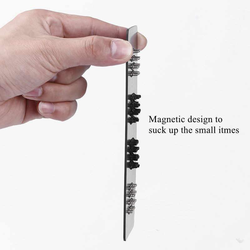 H1 Wowpad Piastra per viti di posizionamento a vite magnetica compatibile con giraviti Wowstick Jak A1 1F 1FS 1S 1P 1P