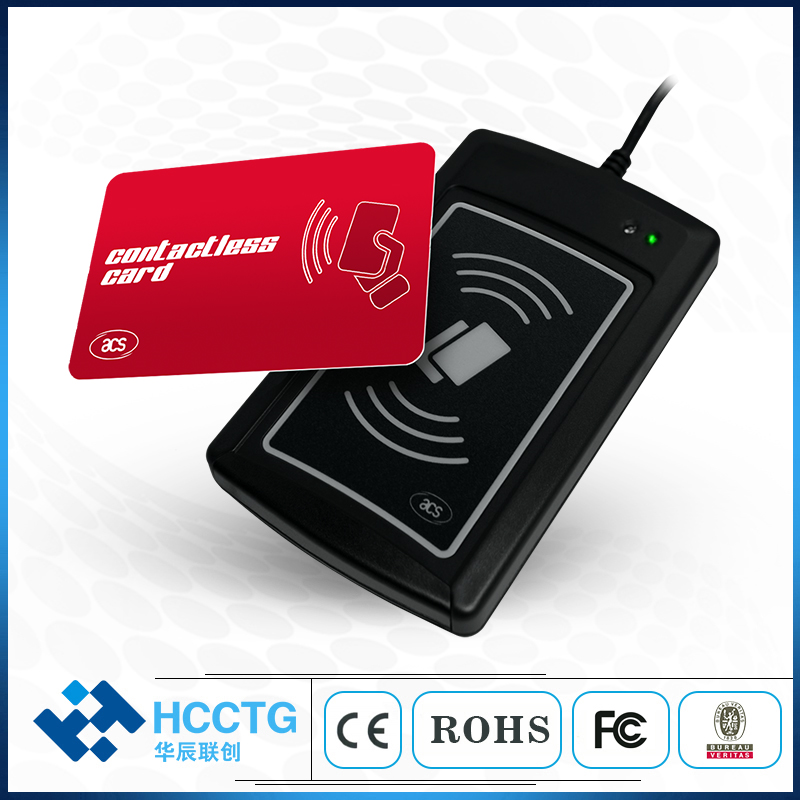 Low Cost ISO 14443 Type A & B USB UID Contactless Smart Card Reader ACR1281U-C2