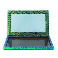 TZ Large Z Palette Empty Magnet Makeup Palette For Eyeshadow Concealer Blush Beauty Cosmetics DIY Make