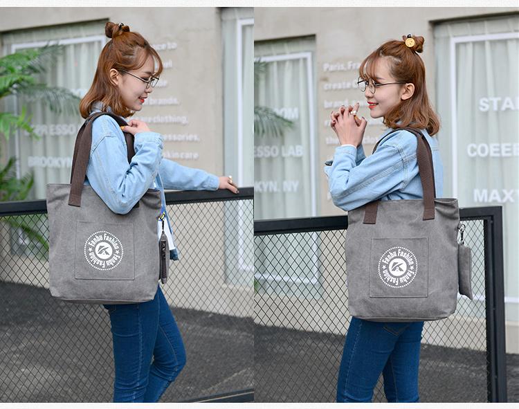 ad316330ab0 Korea strand handtas retro tassen vrouwen tas luxe merk logo ...