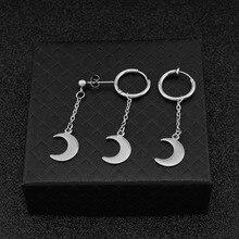 J-Hope Moon Earring