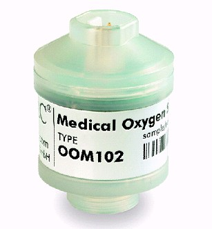 OOM-102 oxygen battery Applied to Drager, Mustang, Hamilton, Newport, Chenwei drager наркотестер drugtest 5000