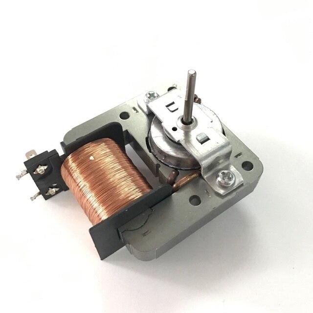 1pcs Microwave Oven Fan Cooling Motor For Midea Mdt 10cef Yz E6120