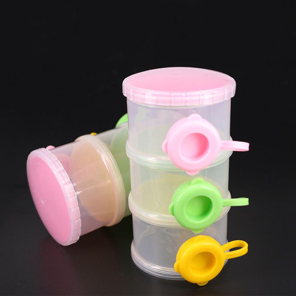 Новое поступление Детское питание молоко бутылка для воды диспенсер портативный дорожный контейнер для хранения бутылок многоцветный открытый боковой путь