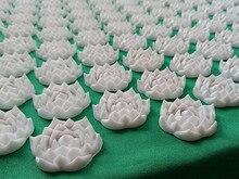 (67*42 cm) almohadillas de masaje con acupuntura para uñas de loto, cojín de aguja de masaje, esterilla de masaje para Yoga, cojín de masaje de acupresión