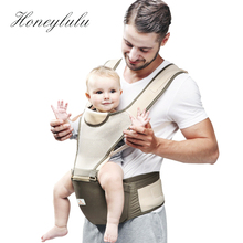 Honeylulu Summer Baby Carrier Breathable Cotton Strap Sling For Newborns Kangaroo Ergoryukzak Backpack Hipsit