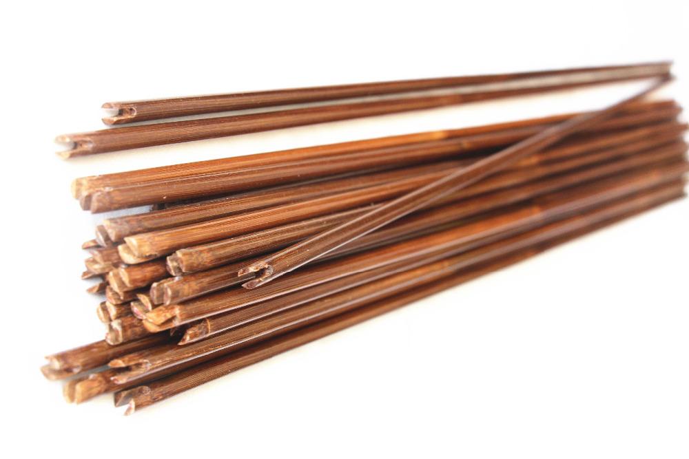 Prix pour 12 Pcs Haute Qualité Bambou Flèche Arbre pour DIY Bambou Flèche Tir À L'arc