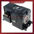 Бесплатная доставка Высокое качество Замена лампы с корпусом TLPLV7 для TOSHIBA TDP-S35 TDP-SC35 с гарантией 180 дней