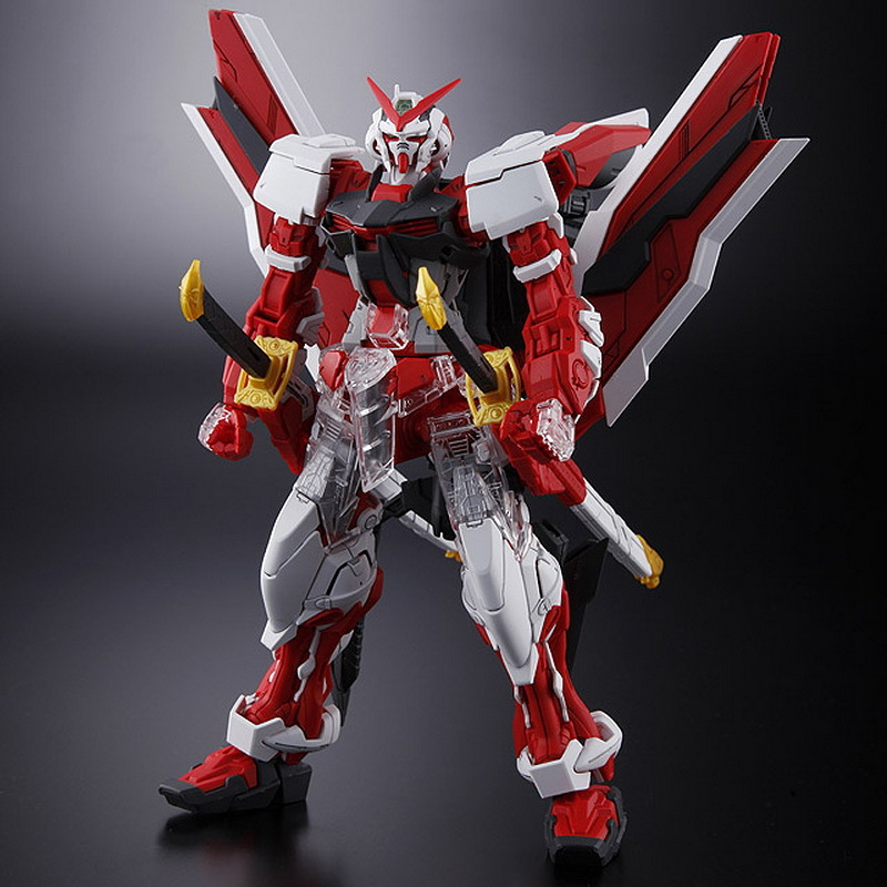 Free shipping 2014 NEW 20cm Models 1:100 MG red red heresy heresy change model vagus send up Bonus Assembled Gundam Model toy free shipping new 1 100 mg 20cm wing zero ew high fly gundam to 1 100 angel hair loss bracket change parts