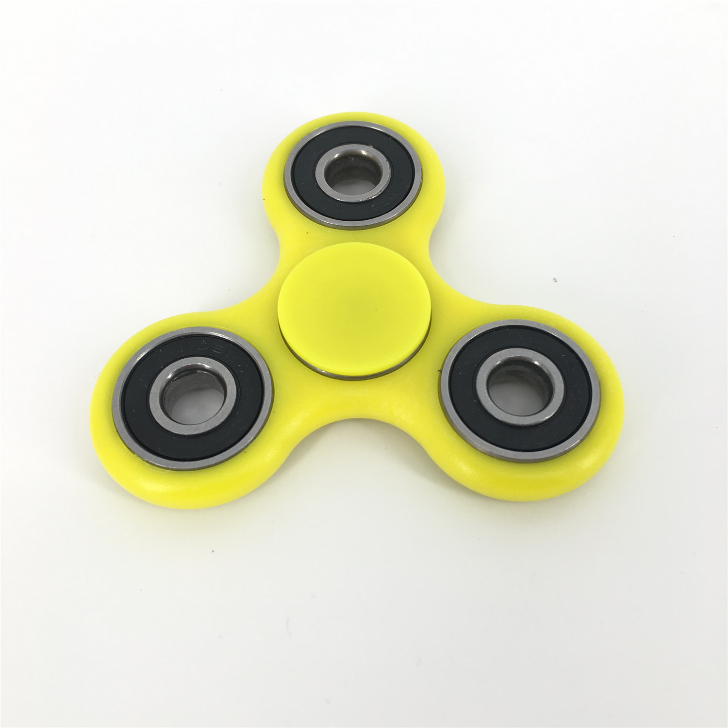 Funny toy hand Spinner Fidgets Toy Plastic EDC Sensory Fidget Spinner For Autism and ADHD Kids