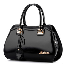 Patent Leder Frauen Taschen Messenger-leger Tote Femme Fashion Luxus Handtaschenfrauen-designer Tasche Hohe qualität Handtaschen