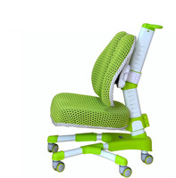 Children's ergonomic chair and double back design