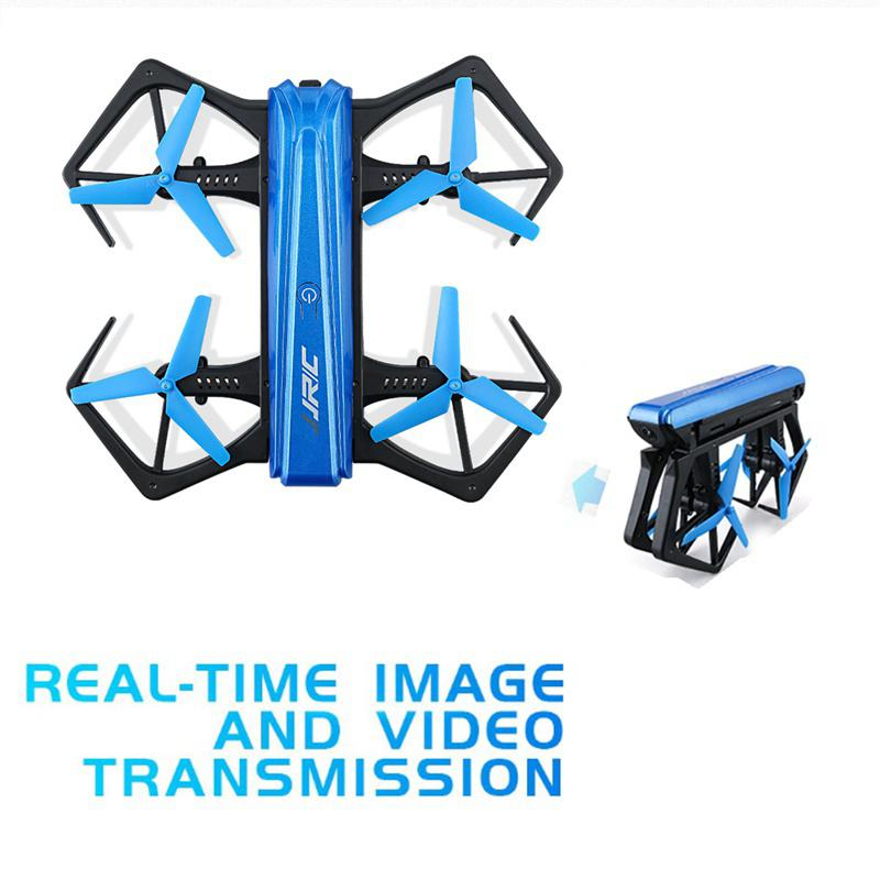 Selfie Drones With Camera Jjrc H43wh Foldable Drones 720p Mini Rc Drone Remote Control Toys For Kids Rc Helicopter Wifi Dron Toy rc selfie quadcopter drone with camera wifi hd 5 0mp 1080p fpv drones remote control helicopter drone camera dron x21p