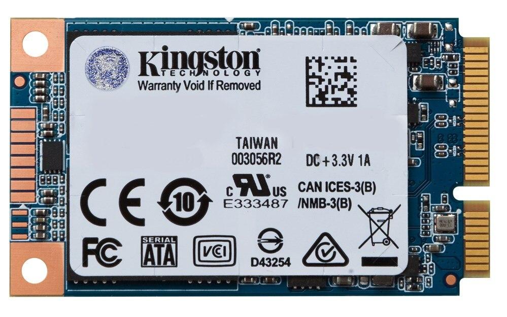 Technologie Kingston UV500, 120 go, mSATA, 520 mo/s, 6 Gbit/s