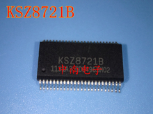 20pcs/lot KSZ8721B TSSOP48 KSZ8721 промышленное освещение rayled 20pcs lot 12led