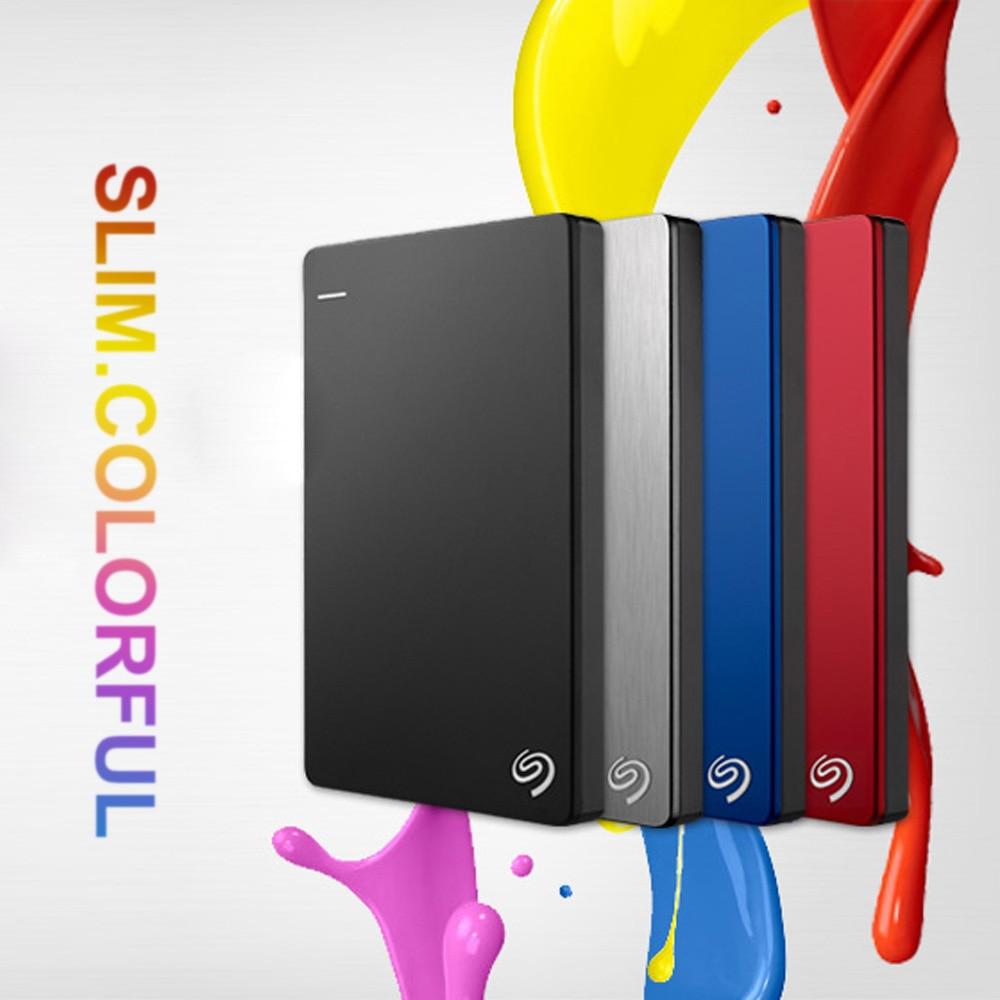 Seagate External HDD 1TB 2TB 4TB HDD Hard Drive Disk Backup Plus USB 3 0 2