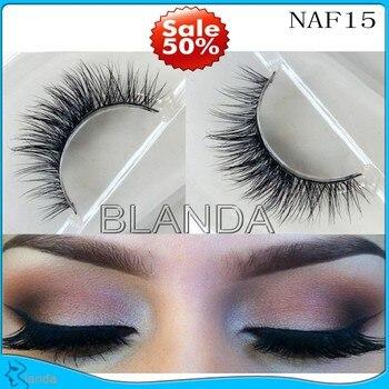 UPS Free shipping 100pair Mink Eyelashes 3D Mink Hair False Eyelashes Natural Thick Long Eye Lashes Fluffy Makeup Beauty Extensi