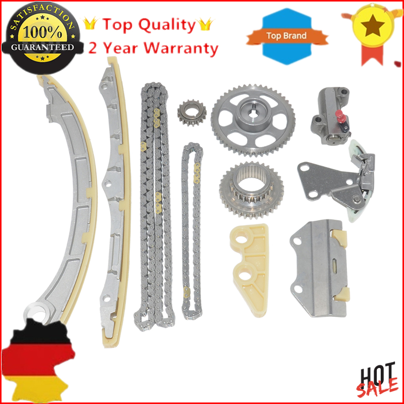 For ACURA RSX Honda Accord VII Tourer VIII Civic Hatchback CR-V III IV FR-V Integra Stream K20 K24 2.0 2.4 DC5 Timing Chain Kit цена