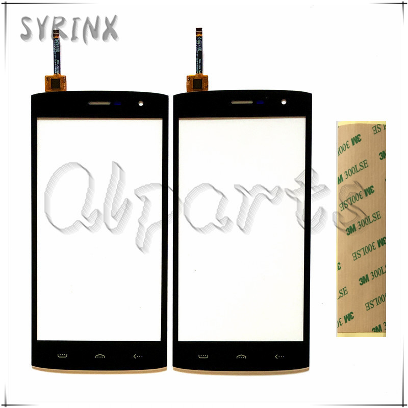 Syrinx Free Tape Touch Screen Digitizer For HOMTOM HT7 HT7 Pro Phone Touch Panel Front Glass Sensor Touchscreen Free ShippingSyrinx Free Tape Touch Screen Digitizer For HOMTOM HT7 HT7 Pro Phone Touch Panel Front Glass Sensor Touchscreen Free Shipping