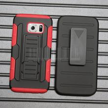 Heavy Duty Shockproof Rugged Hybrid Armor Hard Case Cover For Samsung Galaxy S6 Edge+ Plus G928 G928F