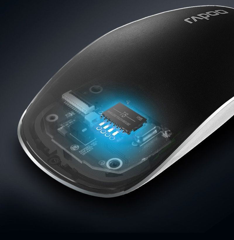 Rapoo touch mouse (10)