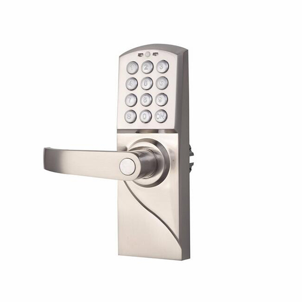 Rarelock Christmas Supplies Keyless Digital Electronic Door Lock Keypad Push Handle Locks for Office Room Hotel  sc 1 st  AliExpress.com & Rarelock Christmas Supplies Keyless Digital Electronic Door Lock ...