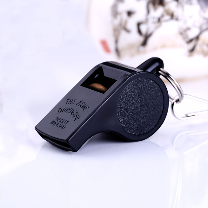 ACME Free Shipping black refree coach Whistle Outdoor Camping Cheerleaders tools football basketball soccer sports game