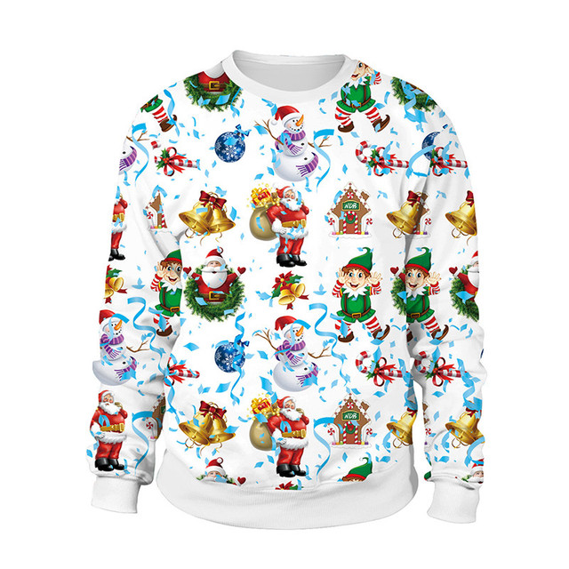 YH03222 Mens ugly christmas sweater winter tops 5c64c11307a15