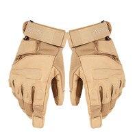 Tüm-parmak taktik eldiven erkek açık bisiklet motosiklet eldiven özel kuvvetler anti-skid savaş eldiven balıkçılık eldiven