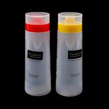 Condiment-Dispenser Dressing-Bottle Oil-Salad Storage-Tools Kitchen Plastic for Sauce