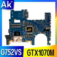 ROG Laptop motherboard For Asus G752VS G752VM G752VY G752