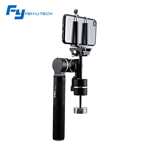 feiyutech G360 3 Axis Handheld Gimbal Smartphone Camera stabilizer for GoPro Hero 3 3+ 4 5 For Samsung Gear 360 for Sony FDR-X3