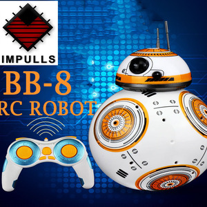 BB-8 Ball Star Wars RC Action
