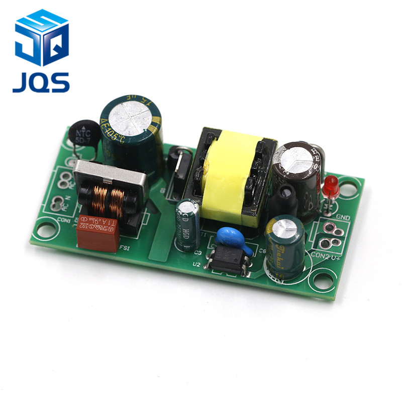 5V 2A 12V 1A 10W AC-DC Switching Power Module Isolated Power 220V To 5V 12V Switch Step Down Buck Converter Bare Circuit Board