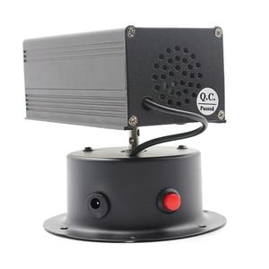 Image 4 - Oxlasers 532nm 200mW 12V Ad Alta Potenza Testa Mobile Laser Verde Modulo Largo Fascio di LUCE DELLA FASE del DJ Uccello Repellente