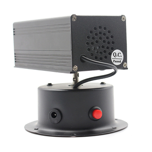 Image 4 - Oxlasers 532nm 200mW 12V High Power Head Moving Green Laser Module Wide Beam DJ STAGE LIGHT  Bird Repellent