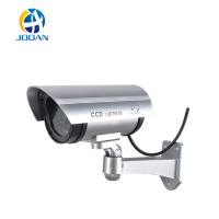 Fake Camera Dummy Emulational Camera Cctv Camera Bullet Waterproof Outdoor Use Security With Flash LED Fake