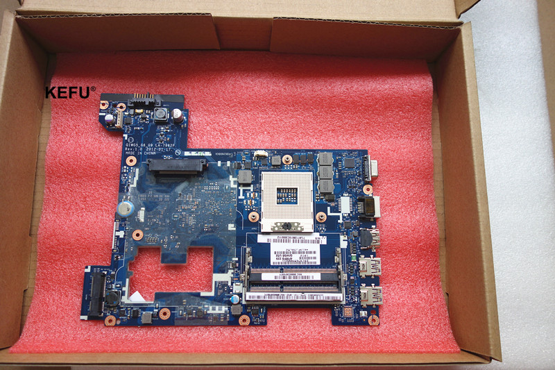 QIWG5 G6 G9 LA 7982P REV 1 0 LAPTOP MOTHERBOARD FIT FOR LENOVO G580 NOTEBOOK PC
