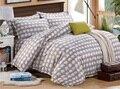 Textiles para el hogar, Moda invierno 4 Unids juegos de cama de lujo incluyen Funda Nórdica sábana Funda de Almohada, jogo de cama dekbedovertrek