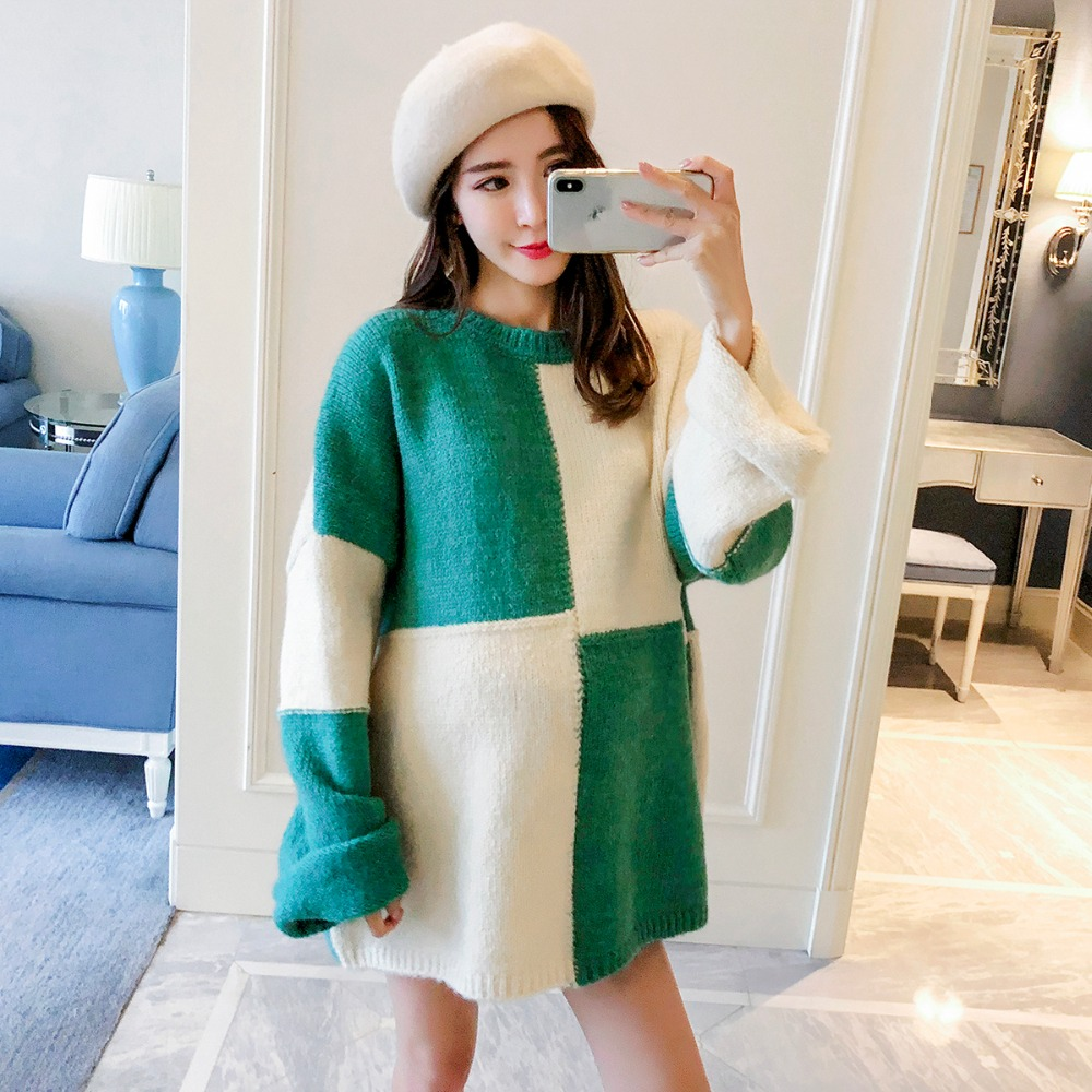 Maternity Tops 2018 new fall and winter clothes Korean fashion loose big yards pregnant women pregnant wild small fresh sweater Maternity Tops 2018 new fall and winter clothes Korean fashion loose big yards pregnant women pregnant wild small fresh sweater