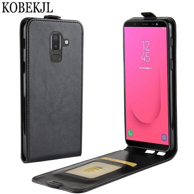 info for c2944 b992f US $3.57 15% OFF For Samsung Galaxy J8 2018 Case Flip Wallet PU Leather  Phone Case For Samsung Galaxy J8 2018 J810F J810 SM J810F J 8 Case Cover-in  ...