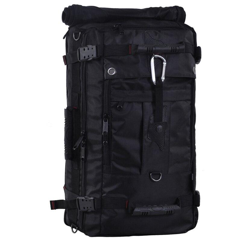 Brand Designer Multifunctional Backpack Big Capacity Military Travel Men's Travel Bags Casual Backpacks Women Backpacking Bags