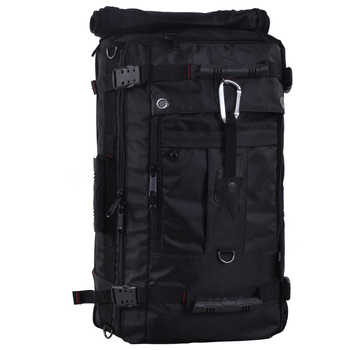 Brand Designer Multifunctional Backpack Big Capacity Military Travel Men\'s Travel Bags Casual Backpacks Women Backpacking Bags - DISCOUNT ITEM  10% OFF Luggage & Bags