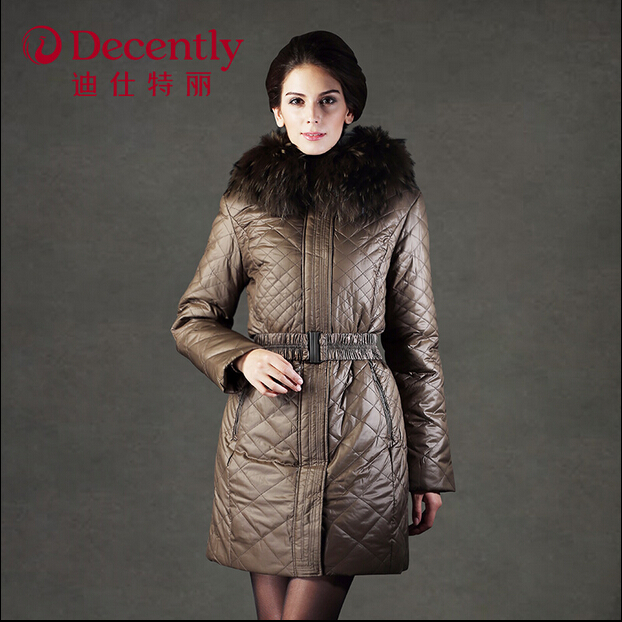 2016 new hot winter Thicken Warm woman Down jacket Coat Parkas Outerwear Hooded fox Fur collar long plus size 2XXL Luxury Slim 2015 new hot winter thicken warm woman down jacket coat parkas outerwear hooded fox fur collar luxury long plus size 2xxl goose